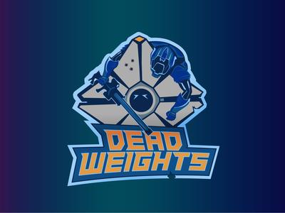 Dead Weights Logo