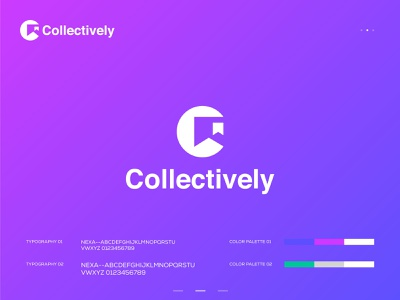 Collectively Logo Design c logo design c logo typography logo modern logotype logo mark logo ideas logo design logo information technology design edge creative logo corporate client projects brand best logo designer brand identity