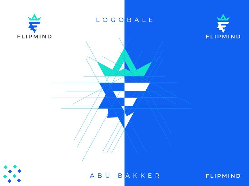 Flipmind Software Development Company Identity