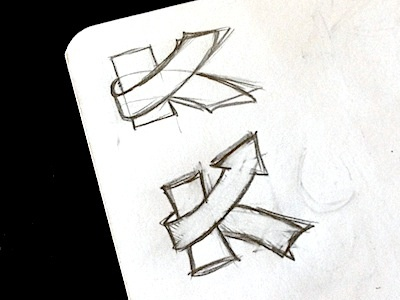 Personal brand mark?  logo brand