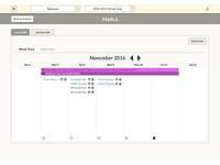 Math Mapper Calendar