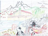 Dragon / Princess Tale