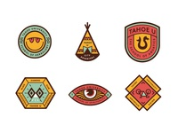 TahoeU Badges