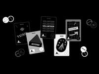 Aurora Biennial Badges & Buttons