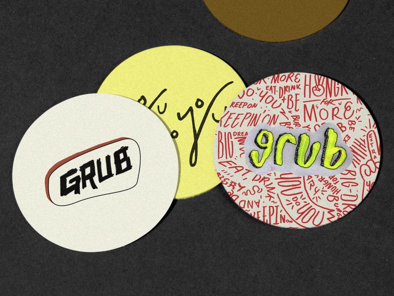 Grub Coasters