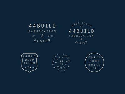 44 Build Stamps