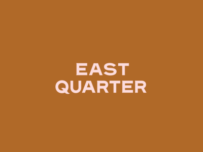 East Quarter Logo