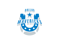 Dallas Mavericks Logo Redesign - Day 7 of 31