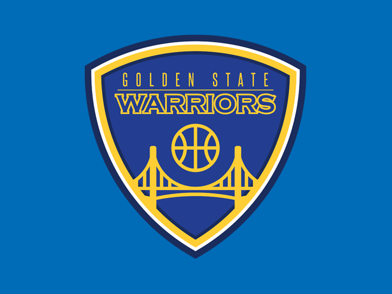 Golden State Warriors Logo Redesign - Day 10 of 31 by ...