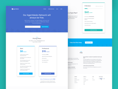 Agentdesks : Pricing