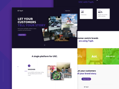 Tapit   Homepage