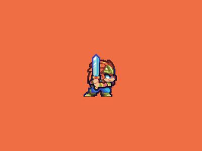 Duran design game gaming pixel pixel art illustration