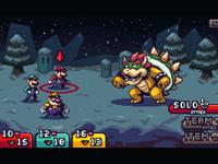 Mario RPG Mockup