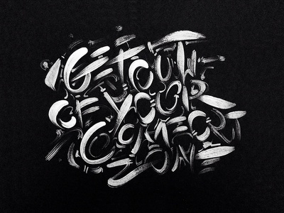 Hand Lettering graffiti font lettering hand lettering typography type