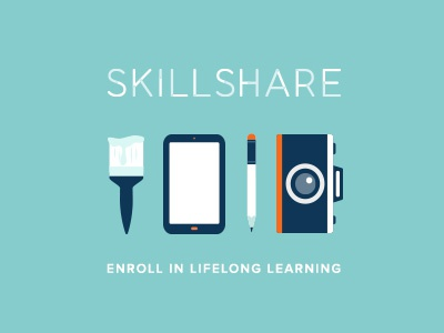 Skillshare classes