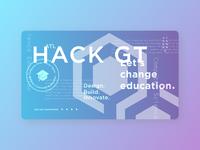 HackGT Banner