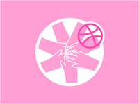 Dribbble is a TEAM