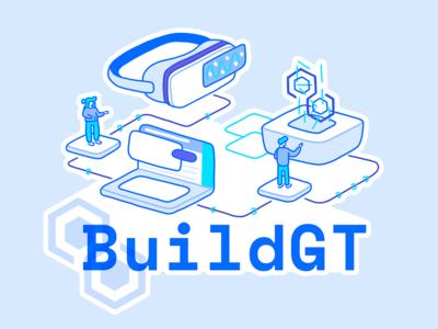 BuildGT Sticker