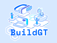BuildGT Sticker