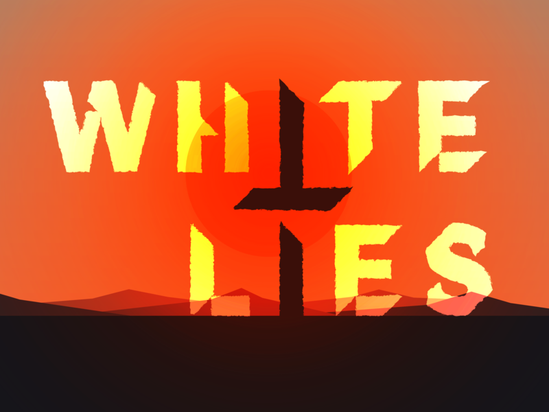 White Lies podcast tile npr white lies