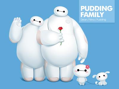Pudding wallpaper