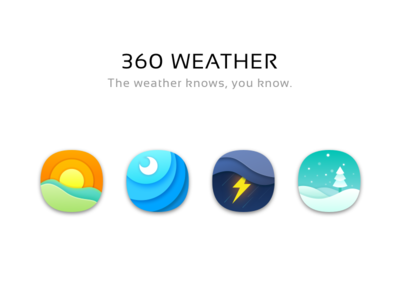 360 Weather icon