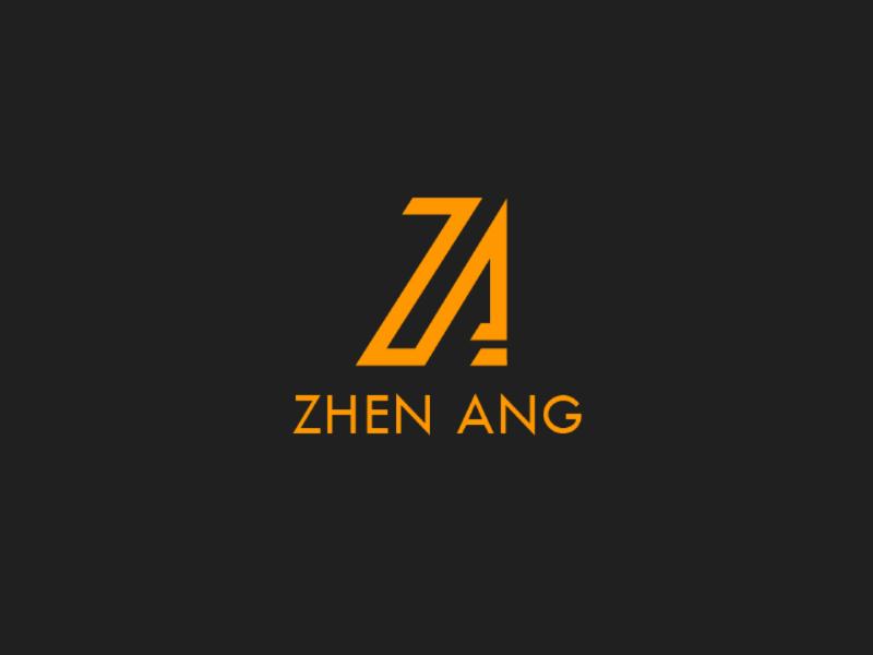 Z & A logo logo
