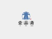 Chinese style logo