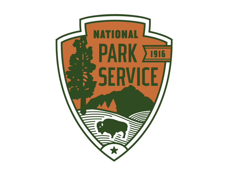 National Park Service By Kyle Wayne Benson Dribbble