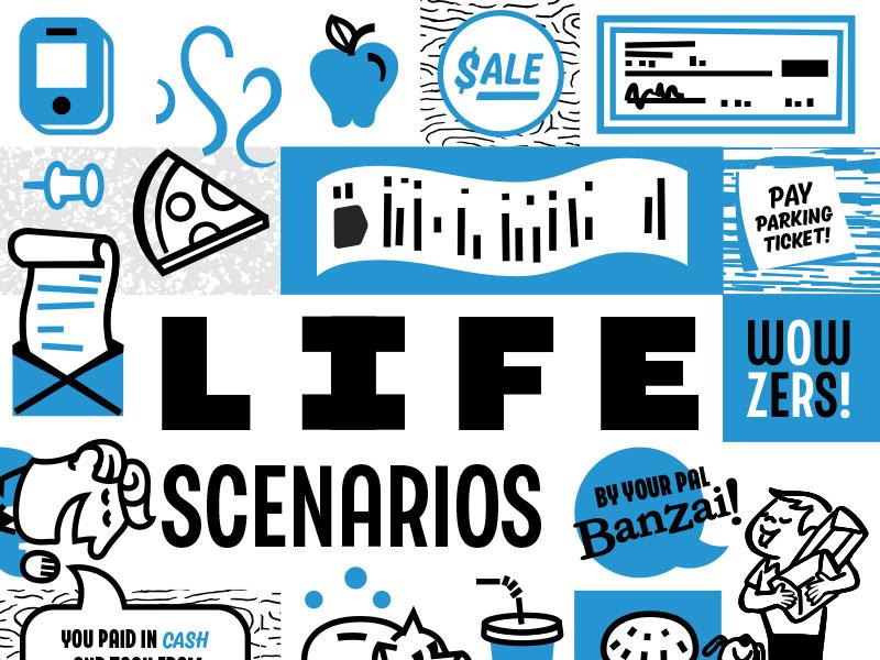 banzai life scenarios