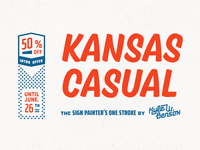 Kansas Casual Released