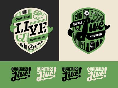 Qualtrics Live Options qualtrics lettering