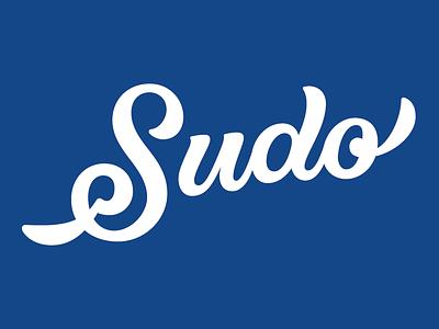 Sudo script lettering