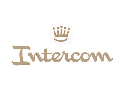 Intermark lettering hallmark