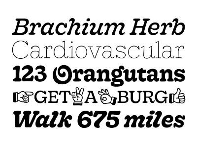 Gooper is Alive! bookman cooper gooper font release typography type fonts