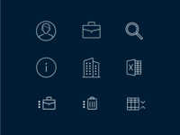 Wisall Icons