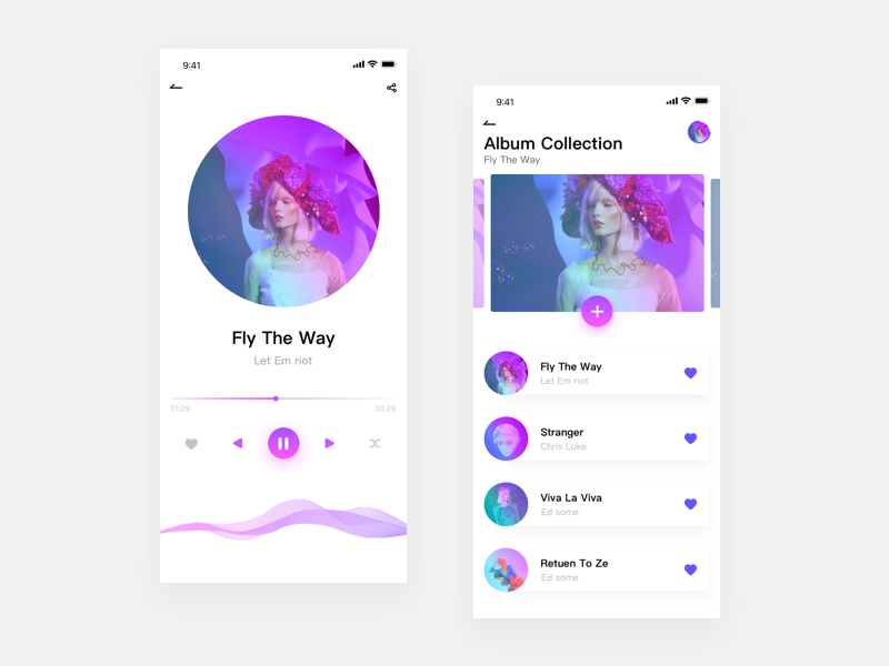 how to add music player in php