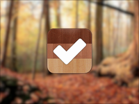 Clear Icon Wood Redesign