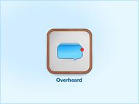 Overheard Icon