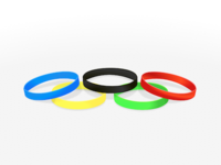 Olympic Silicon Bracelets