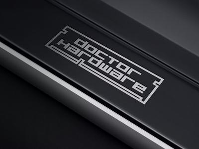 Doctor hardware logo branding logo design