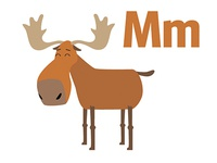 M For Moose