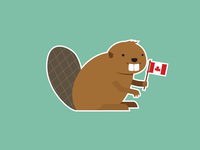 B is for Beaver