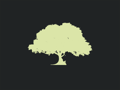 Lion + Tree