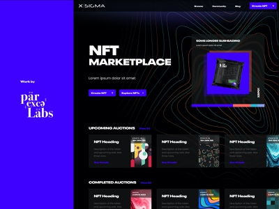 NFT Marketplace dark patterns future crypto nonfungibletokens nft