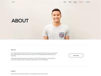 Portfolio- About Page