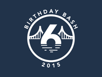 6th Anniversary Emblem