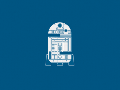 2 2 two r2d2 number robot starwars