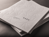 Kaza Concrete catalogue cover