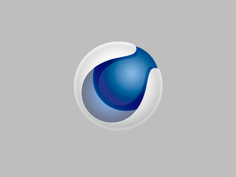 Cinema 4D Icon freebie osx cinema4d icon yosemite clean vector